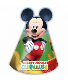 Procos Die-Cut Hats Playful Mickey