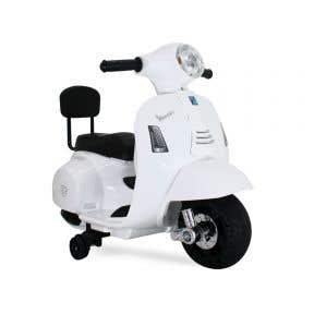 Vespa Motor M788 Licensed - White