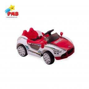 PMB Cars Protage5M7688 Red White