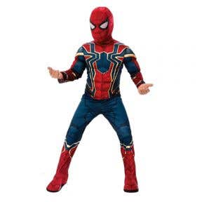 Rubie's Iron Spider Child Costume M