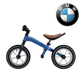 "Rastar Official Lisenced Kids Bike - BMW Balance Bike 12"" -  Blue"