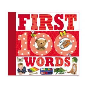 Starbooks First 100 Words