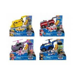 Paw Patrol Flip And Fly Vehicle (Assorted)