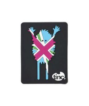 Tinc Tribal Union Jack Magic Magnet - Black