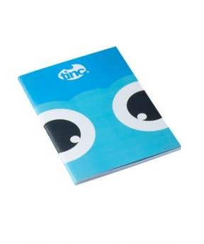 Tinc Tonkin A6 Pocket Notebook - Blue