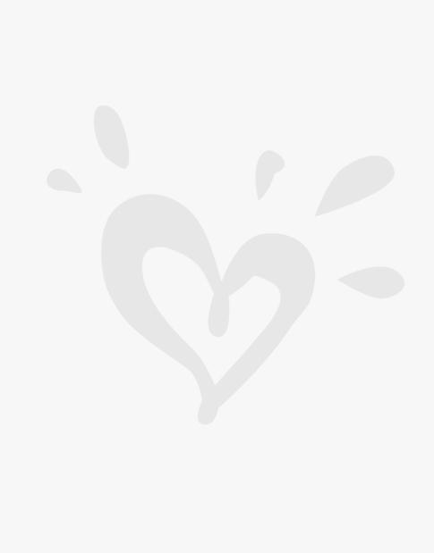 Tinc Zip & Skip Pencil Case (cylinder) - Blue