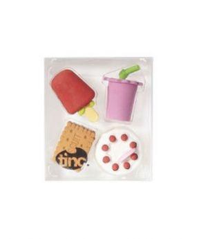 Tinc Scented Food Eraser Collection - Dessert