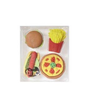 Tinc Scented Food Eraser Collection - Burger