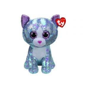 Beanie Boos Flippables-Sequins Whimsy - Blue