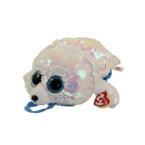Beanie Boos Sequins Backpack - Icy