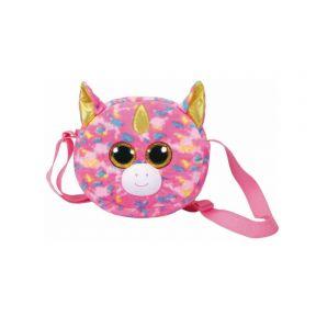 Beanie Boos Shoulder Bag Fantasia the Unicorn Purse