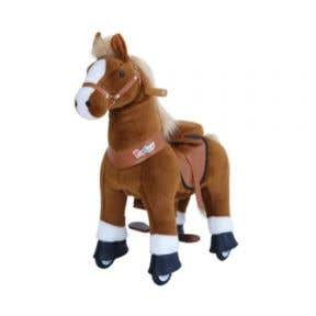 PonyCycle Horse - Brown
