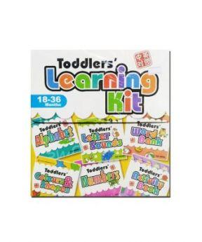 EPH Toddler Learning Kit 18 - 36m