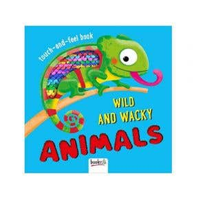 Popular Books Touch And Feel Book: Wild And Wacky
