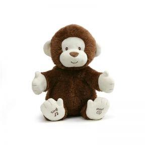 "Gund Clappy Monkey 12"""
