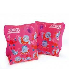 Zoggs Miss Zoggy Swim Armbands - Stage 2 (1-6 Years)