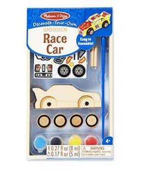 Melissa & Doug Decorate Your Own Race Car