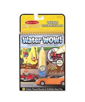 Melissa & Doug Water WOW! Vehicles