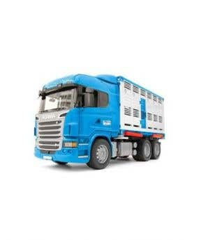 Bruder Scania R-Series Cattle Truck