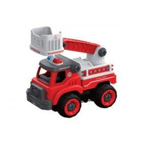 Okiedog DIY Remote Control Fire Engine