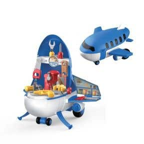Okiedog Magical Airplane Playhouse -  Craftman