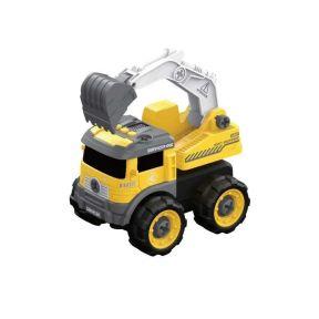 Okiedog Remote Control DIY - Transform Excavator