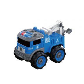 Okiedog Remote Control DIY - Clearing Truck