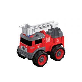 Okiedog Remote Control DIY - Fire Engine