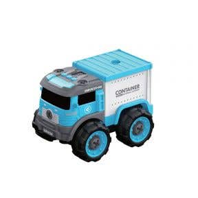 Okiedog Remote Control DIY - Garbage Truck Blue