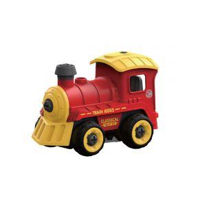 Okiedog Remote Control DIY - Train Red