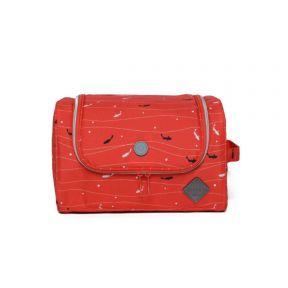 Okiedog Freckles Uv Toy Box - Sharky Red