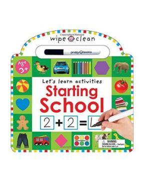 Starbooks Wipe Clean: Starting Schools