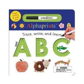 Starbooks Trace Write And Learn Abc