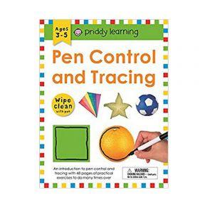 Starbooks Wipe Clean Workbook: Pen Control