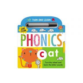 Starbooks Turn And Learn Phonics