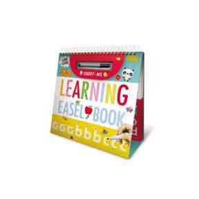 Starbooks Wipe-Clean Carry-Me Easel Book