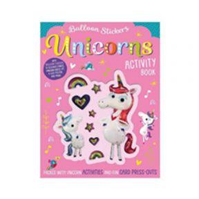 Starbooks Balloon Sticker Activity Books