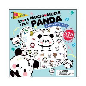Kawaii Kids Club: Mochi Mochi Panda Sticker Activity Book