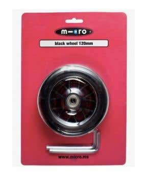 Micro Black Wheel