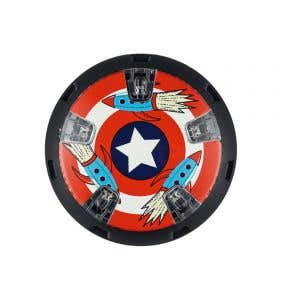 Micro Accessories Rocket Led Wheel