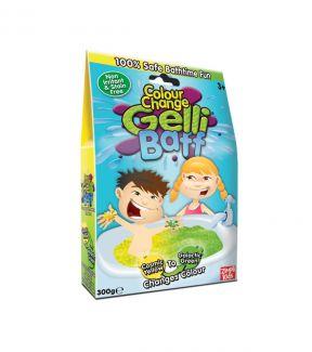 Gelli Baff Color Change Cosmic Yellow Bath