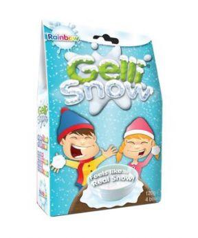 Gelli Baff Snow Rainbow