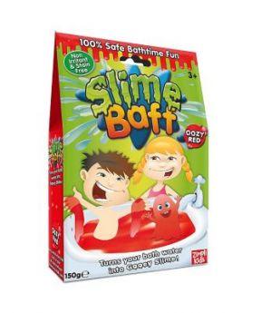 Slime Baff Bath Powder Oozy Red
