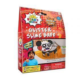 Gelli Baff Ryans World Slime Baff Glitter - Orange