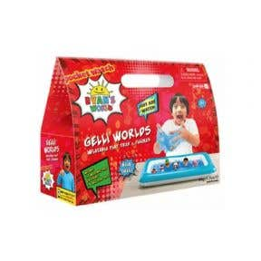 Ryan's World Gelli Worlds Pack