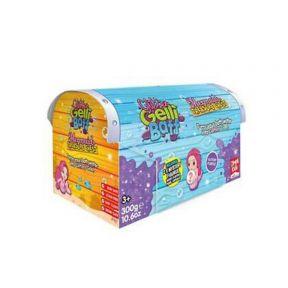 Gellif Baff Mermaid Treasure Chest Box - Purple