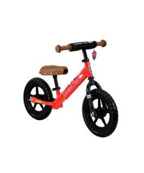 London Taxi Kick Bike - Red