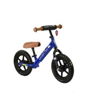 London Taxi Kick Bike - Blue