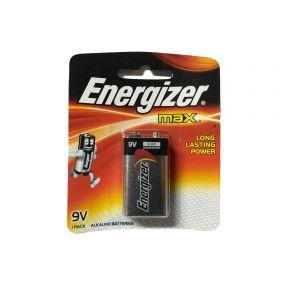 Energizer MAX 9 Volt 12-2021