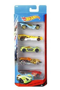 Hotwheels 5-Car Gift Pack [Withdrawal From Sale]